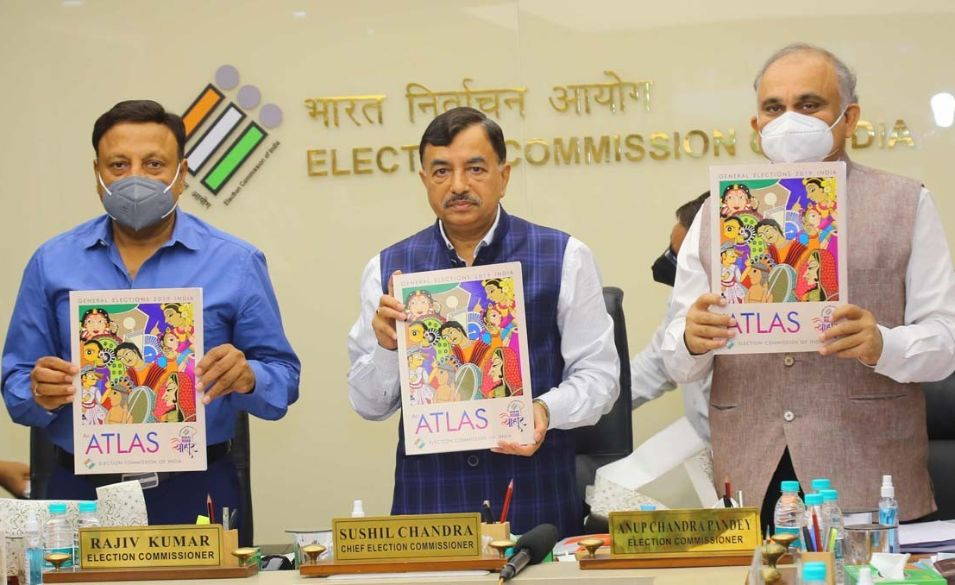 ECI releases an Atlas on General Elections 2019